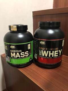 Optimum Nutrition Mass Gainer