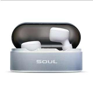 SOUL ST-XS True Wireless Earpiece - White