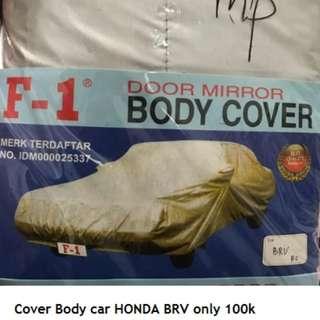 Car Cover untuk Honda BRV