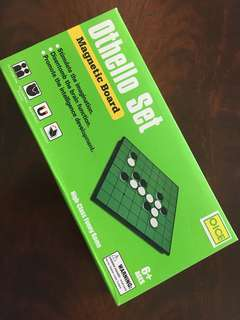 Othello magnetic board