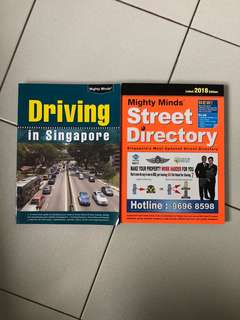 Driving in Singapore and Street Directory