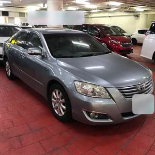 Toyota Camry for personal usage for a month