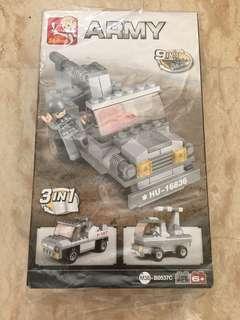 Army bricks (lego-legoan )