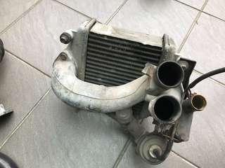 Sr20det s13 / s14 stock intercooler