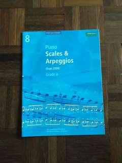 ABRSM Grade 8 Scales