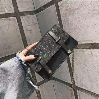 [PREORDER] Galaxy Black Bag