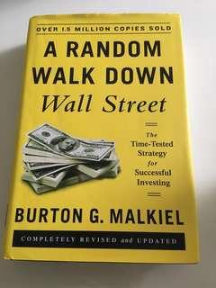 🚚 A Random Wall Down Wall Street
