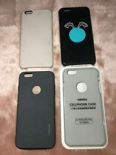 Iphone 6plus/6splus Casing ( 50 pesos each)