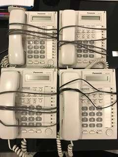 Panasonic hybrid phone system