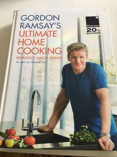 🚚 Gordon Ramsay's Ultimate Home Cooking