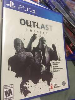 Ps4 Outlast