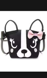 [PREORDER] Doggy Bag (Black)