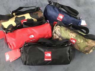 Supreme Long Body Bag