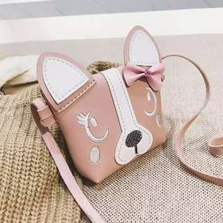 [PREORDER] Doggy Bag (Pink)
