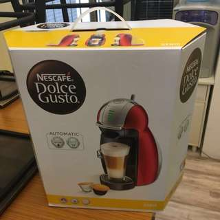 🚚 Nescafe Gusto Genio全新咖啡機-請自取