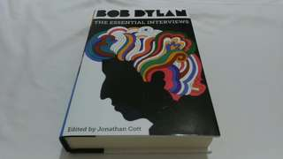 New Hardcover Copy: Bob Dylan: The Essential Interviews