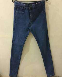 Pull n bear denim jeans