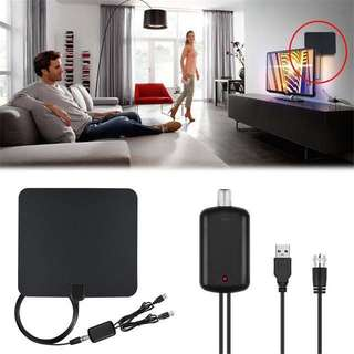 BNIB Flat type digital tv antenna for digital ready tvs