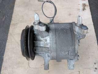 Compressor aircon denso kelisa kenari