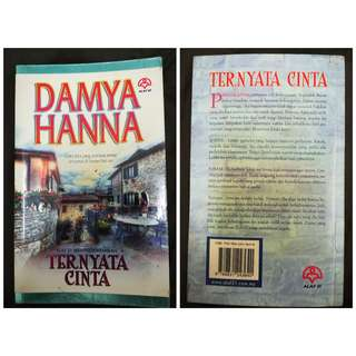 Preloved Malay Novel - Ternyata Cinta