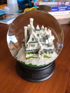 Lucasfilm Main House Snow Globe