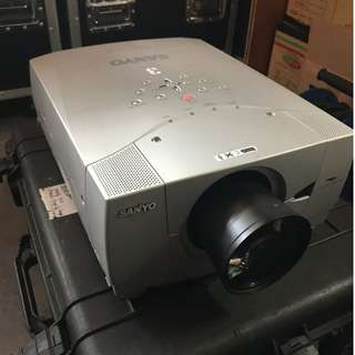 Sanyo XP56L 5K Lumens Projector for sale