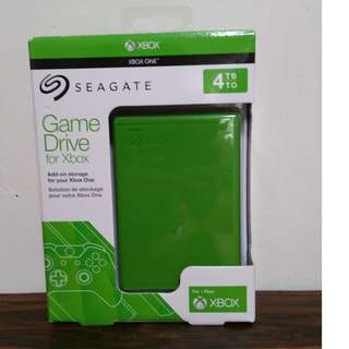 "Seagate 4TB Portable External HDD Hard Disk Drive Backup Plus 4.0 TB external 2.5"" Portable for xbox"