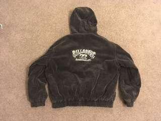 Corduroy Billabong Jacket