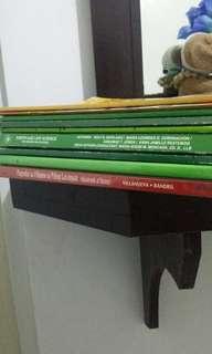 SENIOR HIGHSCHOOL BOOKS