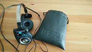 KOSS Porta Pro headphones(custom leather earpads)