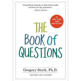 The Book of Questions: Revised and Updated by Gregory Stock [eBook - pdf]
