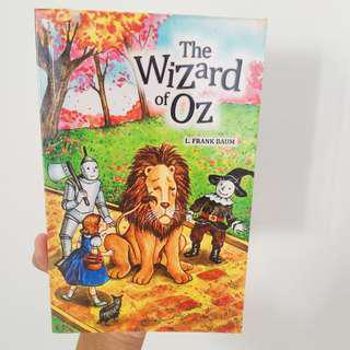 Buku novel pendek The Wizard of Oz