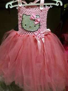 Tutu Hello Kitty Dress