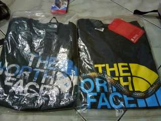 Baju the north face