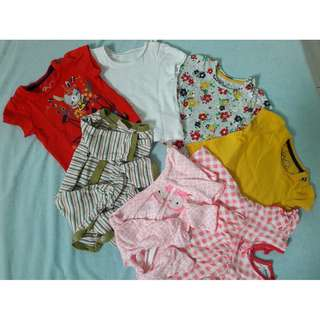 mothercare,carter's,anakku (NB up to 3month)