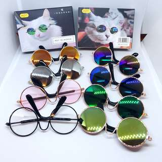 🚚 Sunglasses for pets cat dog costume