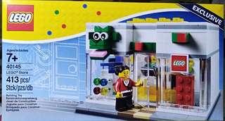 Original Lego - Lego Store Exclusive 40145