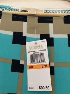 Michael Kors top brand new