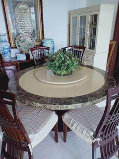 LORENZO Marble Dining Table