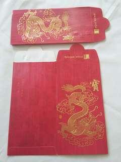 8 pcs *Poh Heng* 2012 Red Packet / Ang Pow / Hong Bao / Ang Pao