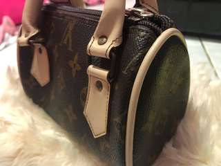 Tiny Louis Vuitton for girl