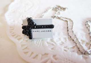 *New* Marc Jacobs gift box necklace