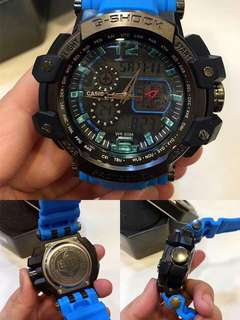 Gshock w/can water resistance