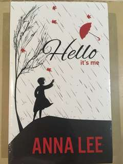 Hello it's me, Anna Lee
