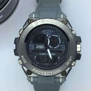 Gshock Water resistance w/can