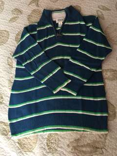 Place sweater 4t
