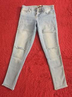 jeans nevada light blue