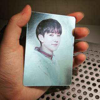 [WTT] NU'EST W WHO YOU Photocard (Aron)
