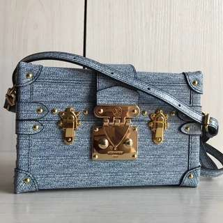Louis Vuitton Petite Malle (Just look at the price without looking at quality.Please bypass,Tq)
