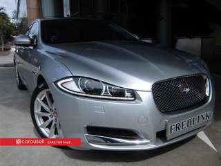 Jaguar XF 2.0A Luxury